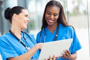 Nursing jobs are growing