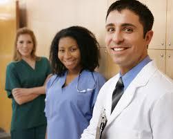 Employment options for nurses.
