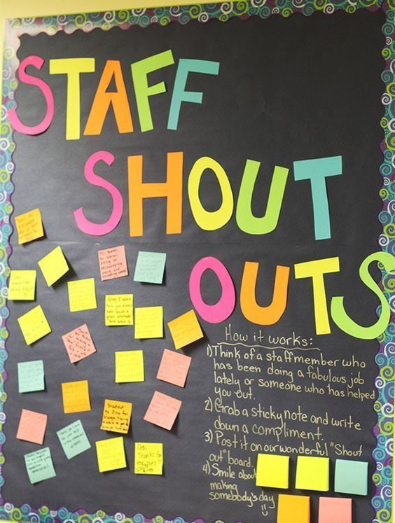 c50e17789 Nurse Appreciation - Staff Shout Outs
