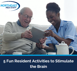 5 Fun Resident Activities to Stimulate the Brain