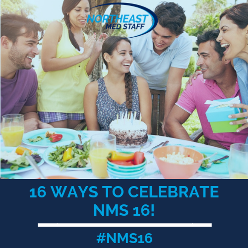16 Ways to Celebrate NMS 16!