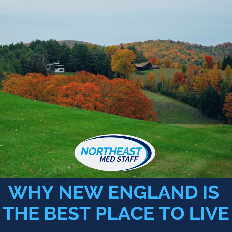 New England Best Place to Live