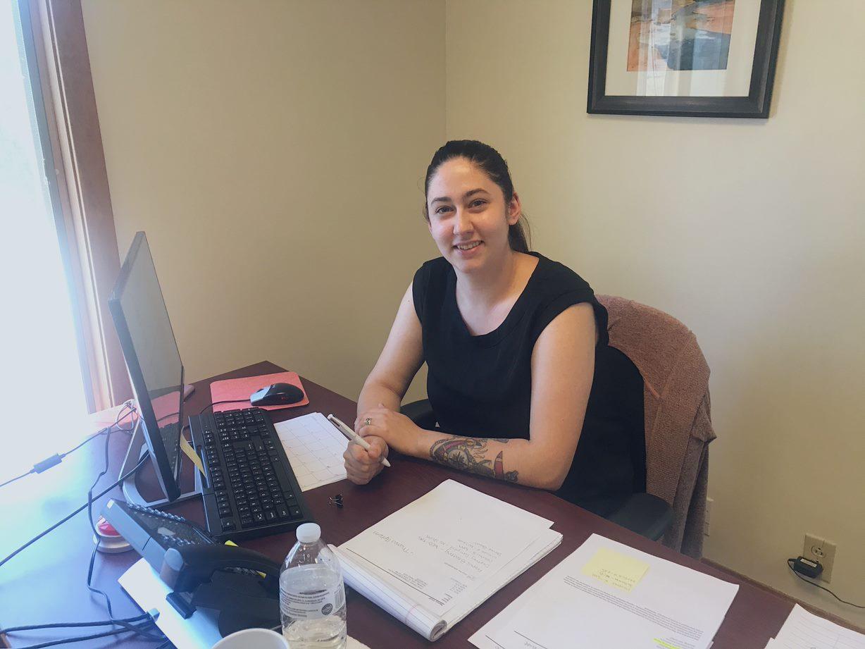 Staffing Coordinator, Breanne
